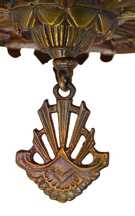 Porcelain Chandelier Antique Antique Art Deco Chandeliers 1930s Slip Shade Ceiling