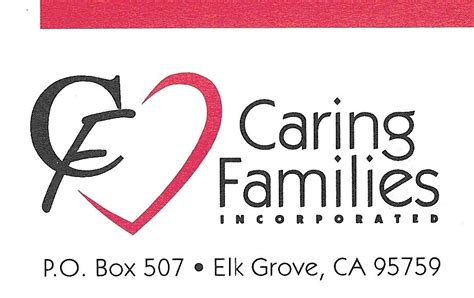caring families  reviews elk grove ca angies list