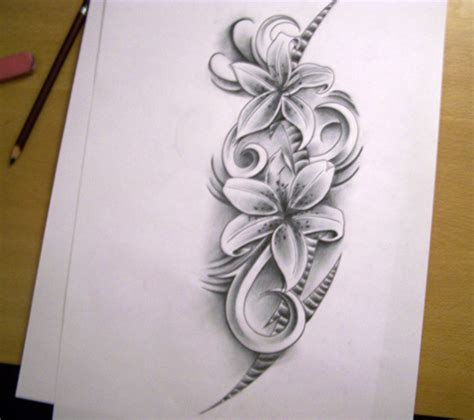 drawing design ideas tattoo flower galery tattoo design tattoo drawing
