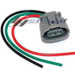 alternator repair harness 3 wire pin pigtail for lexus ls400 4 0l 95 96 97