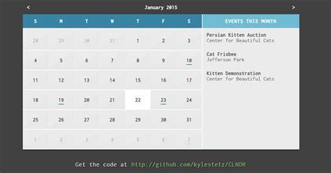html5 date format mysql 30 best free calendar datepicker jquery plugins