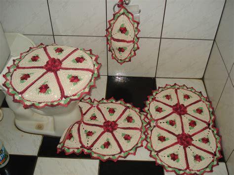 jogo de almofada de barbante jogo de banheiro em barbante artesanatos da vov 243 tuvina