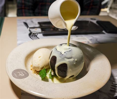 cuisiner d馭inition define food at the boulevard mid valley restaurant