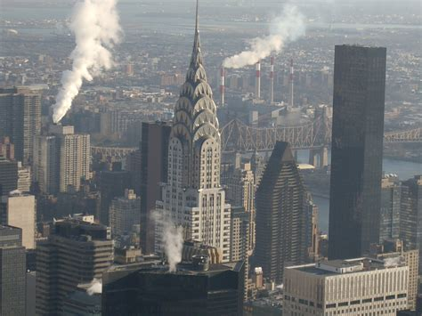 chrysler building empire state building file chrysler building from empire state jpg