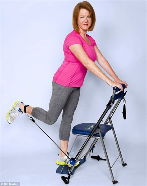 exercise chair uk can the chair get you fit while you telly it