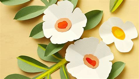rifle paper flower tutorial diy make your own rifle paper co inspired flowers