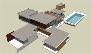 Simple Pool House Floor Plans by California Desert Modernism Kaufmann House Charu Garg