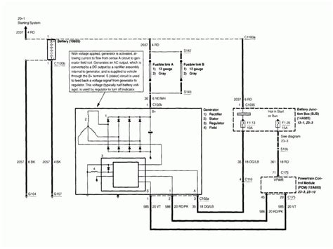 2001 ford windstar wiring diagram carlplant wiring forums