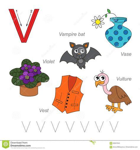 imagenes de animales por la letra v im 225 genes para la letra v ilustraci 243 n del vector imagen