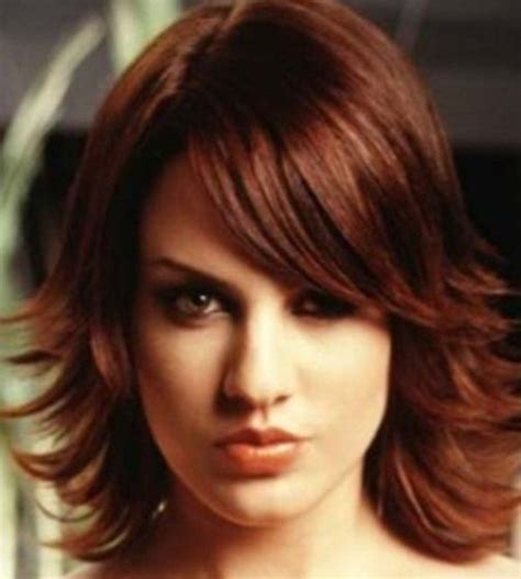 updated flip hairdo the updated shoulder length flip 15 hairstyles for