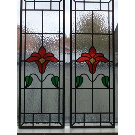 stained glass panels 040 made stained glass panel stunningly simple