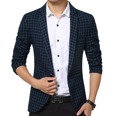 2015 new arrival plaid men suit fashion design mens black compare prices on yellow tuxedo jacket online shopping