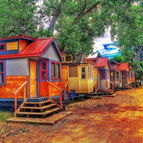 tiny home colorado wee casa tiny house hotel