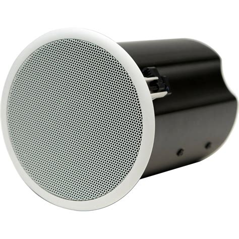 Boston Acoustics Ceiling Speakers by Boston Acoustics Hsi 430 3 5 Quot 2 Way In Ceiling Hsi 430 B H