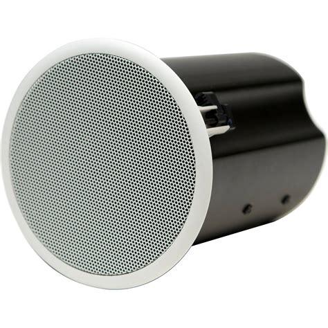 Boston Acoustics Ceiling Speakers boston acoustics hsi 430 3 5 quot 2 way in ceiling hsi 430 b h