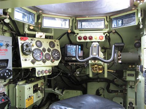 Abrams Tank Interior by Armored Personnel Carrier Cockpit See More And Purchase