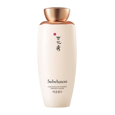 Sulwhasoo Concentrated Ginseng Renewing sulwhasoo concentrated ginseng renewing water 125ml