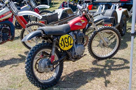 Racing Event Motorcycles Motocross Vintage Motocross