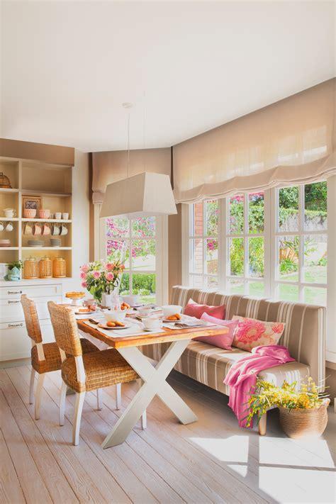 muebles  ideas  aprovechar las ventanas