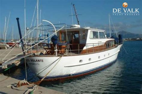 dutch motor boat classic dutch motor yacht motor yacht for sale de valk
