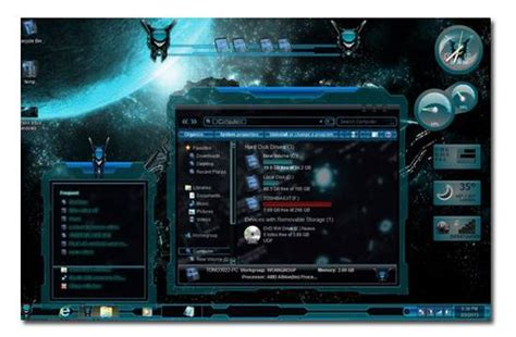 download cool themes for windows 10 10 alienware and windows 7 movie themes gi joe