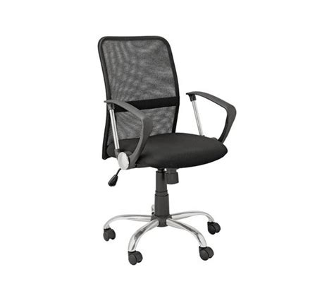 office chair argos buy mesh gas lift mid back adjustable office chair black
