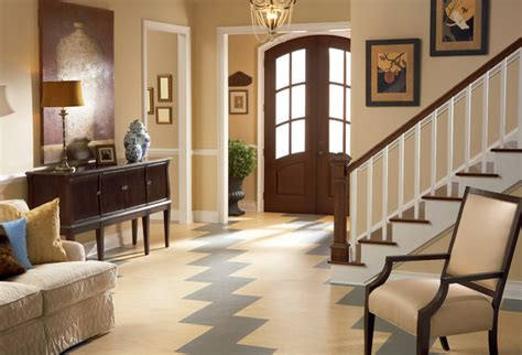Linoleum Flooring In Living Room by Forbo Marmoleum Click Linoleum Flooring