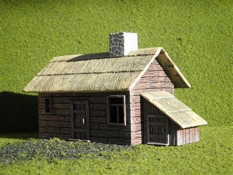 Farmhouse Kit pegasus hobbies 7702 1 72 russian farm houses 2 more