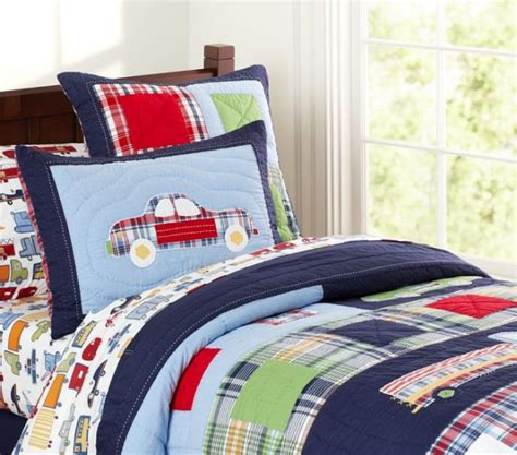 Pottery Barn Boys Bedding pottery barn boy room beddings hometone