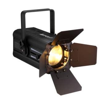 lighting studio cob led freshnel wash light cold white 100w nm002 studio lighting artfox lighting