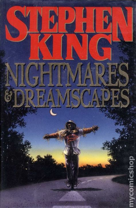 nightmares and dreamscapes nightmares and dreamscapes hc 1993 novel by stephen king comic books