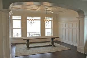 Dining Room Molding Ideas by Amy S Casablanca Dining Room Transformation