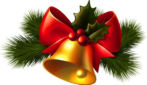 large transparent christmas bells png clipart png m