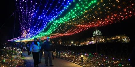 10 best christmas light displays in virginia 2016