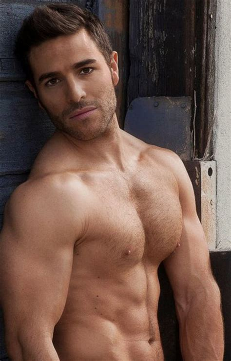 Most Attractive Men 2014 | hairy man with face hot girls wallpaper