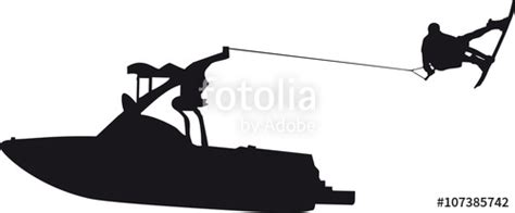 wake boat vector quot boat wake quot stock image and royalty free vector files on