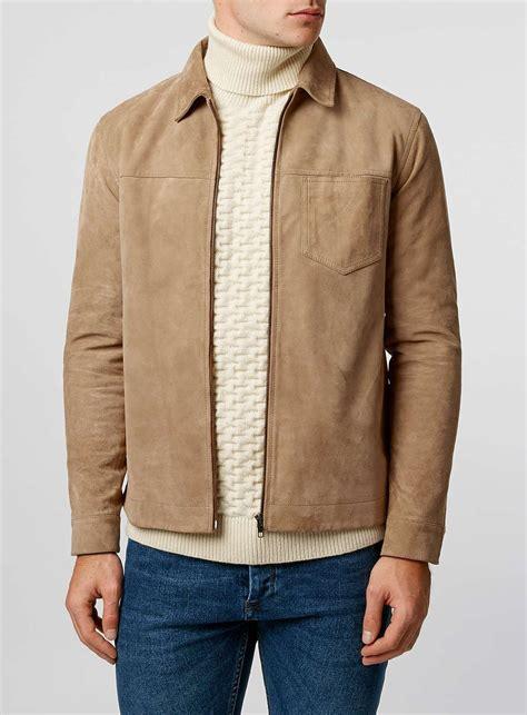Jaket Suede Suede Jacket ltd roadtrip suede harrington jacket clothing 2015