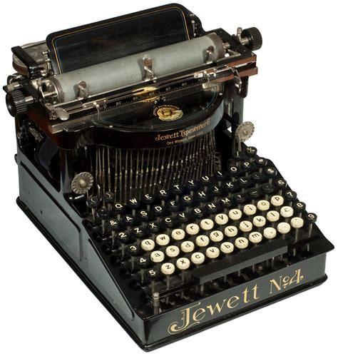 Beautiful States world s first typewriters