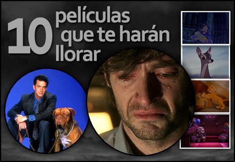 imagenes tristes que te hacen llorar 10 pel 237 culas que te har 225 n llorar cine premiere