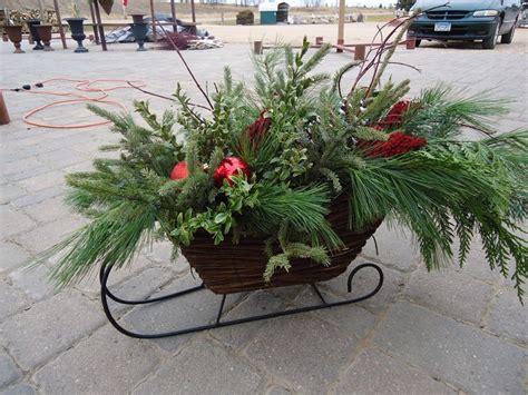 Weihnachtsbaum Basteln Holz 1279 by Outdoor Planter Sleigh Ideas