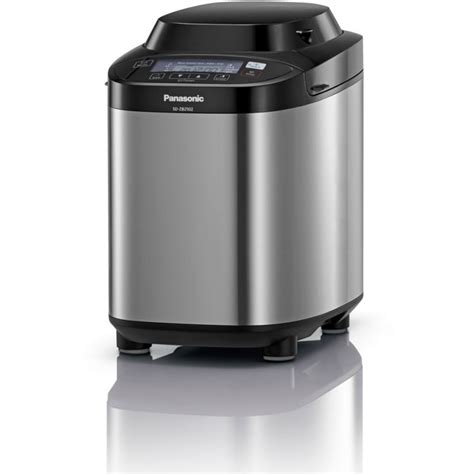 closeout kitchen appliances panasonic sdzb2502 breadmaker black chrome other