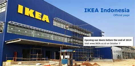 Tiket Masuk Ikea Alam Sutera toko ikea indonesia hadir di tangerang rooang