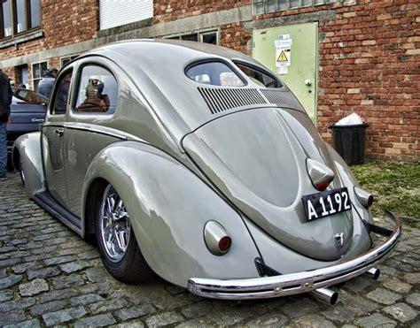 Vw Split Window by Volkswagen Slammed Vw Beetle Split Window