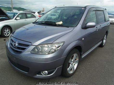 mazda 2005 mpv 2005 mazda mpv photos informations articles bestcarmag