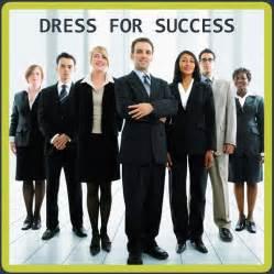 Dress For Success Do You Dress For Success Writerly Goodness