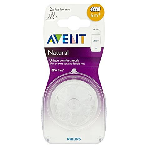 Avent Teat Fast Flow 6m avent uk review