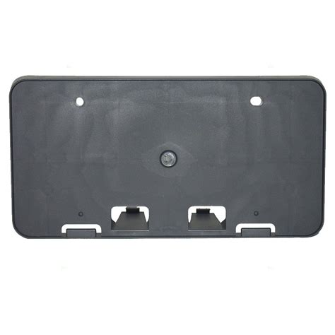Toyota Front License Plate Bracket Everydayautoparts 07 09 Toyota Camry Front License