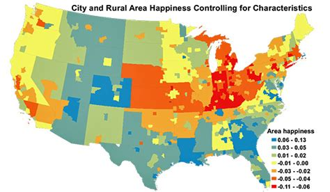 happiest places to live in the us 5 happiest cities in u s all in 1 state