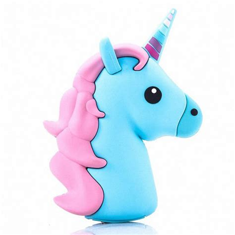 Powerbank Unicorn 8000 Mah unicorn shaped emoji power bank 8800mah in dubai