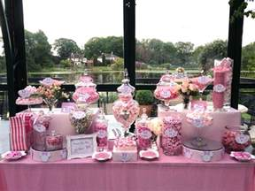 Sweet Buffet Table Ideas Candy Buffet Pink Minnie Mouse Candy Buffets L Sweetie